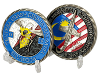 3d aircraft challenge coin army
