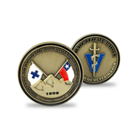 Custom Metal Chilean Navy Challenge Coins