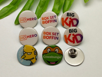 Cartoon Pins