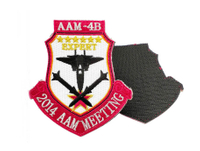 Embroidery Tactical Patch