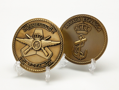 Custom Military Souvenir Coin