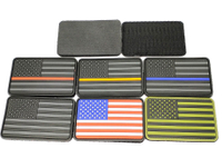 Custom US Flag Patches