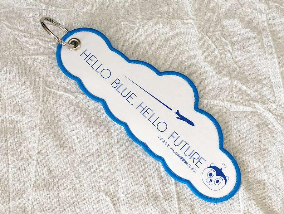 thermal transfer printing Keychain
