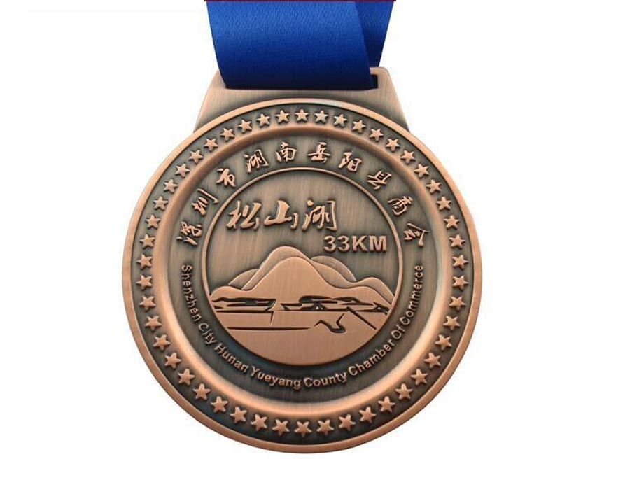 Custom logo Medal supplier